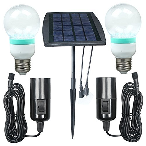 diy lighting kits. BonAchat Solar Panel DIY Lighting Kit, Home System Kit,LED Light Bulb Flashlight As Emergency System/ Camping Trekking Kit Diy Kits