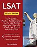 LSAT Prep Book: Study Guide & Practice Test Questions for the Law School Admission Council's (LSAC) Law School Admission Test