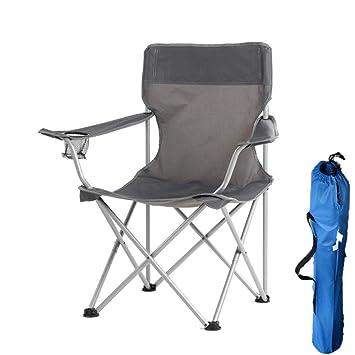 Silla de Camping Plegable/Silla de Pescador Plegable/Silla ...