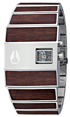 Nixon Wood Watch - Nixon Men's A028401 Rotolog Watch