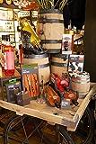 Foster & Rye Horseshoe Countertop 3 Metal Rack and