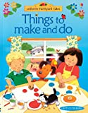Farmyard Tales Things to Make and Do, Anna Milbourne, 0794509401