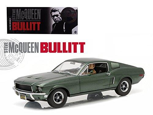 Bullitt Models (1968 Ford Mustang GT Fastback
