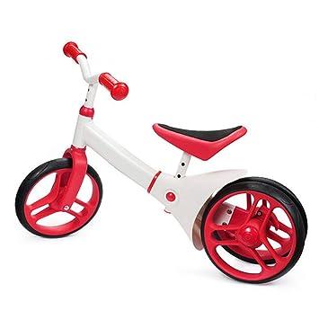 Bicicleta NiñO,Bicicleta De Baby Balance Bicicleta De Tres Ruedas para Niños Sin Pedal para El Primer Regalo De La Bicicleta De 1-5 Yaer Baby: Amazon.es: ...