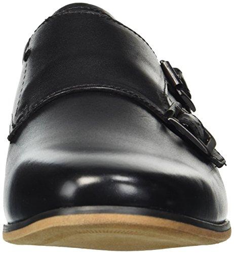 Monk Loafer Men's Cole Guy Black Strap REACTION Kenneth 7cawI8PqBa