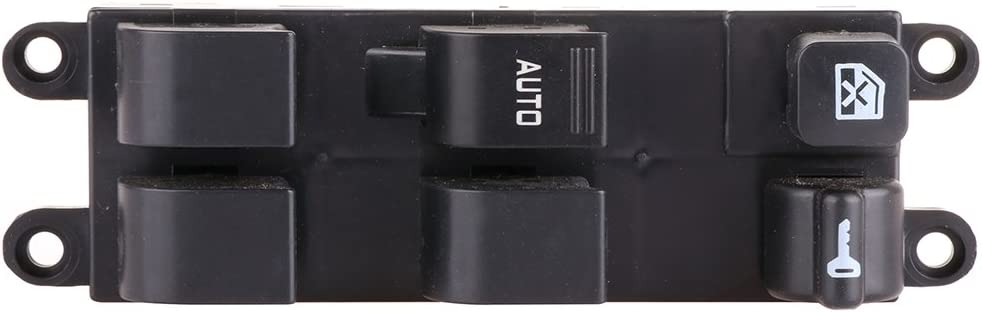 cciyu Power Window Switch Replacement fits for 1998-2001 Nissan Altima 1998-2004 Frontier 1998-1999 Sentra 2000-2004 Xterra Legacy Outback 2003-2006 Subaru Baja Replace 254019E000 121570-5210-1725518563