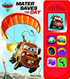 img - for Disney Pixar Cars 2: Mater Saves the Day (Dixney Pixar Cars 2 Play a Sound) book / textbook / text book