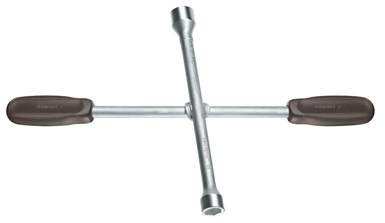 GEDORE 28 PKH Kreuzschlü ssel PKW 17x19 (3/4') mm, 410x260 mm Gedore Werkzeugfabrik GmbH & Co. KG 6227290