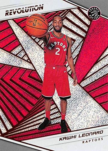 5d2132dbc Amazon.com  2018-19 Panini Revolution  9 Kawhi Leonard Toronto Raptors NBA  Basketball Trading Card  Collectibles   Fine Art