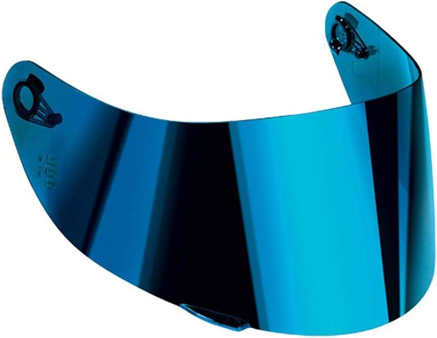 AGV GT 2 Numo Visier Iridium Blau