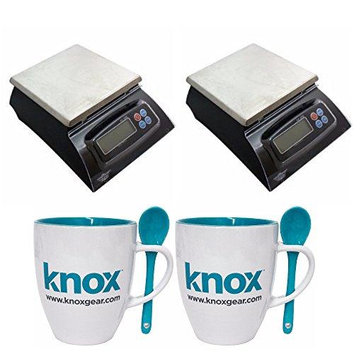 My Weigh KD-7000 Digital Stainless-Steel Food Scales: 2-Pack