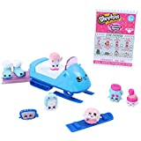 Shopkins Fashion Pack Frosty Fashion Collection