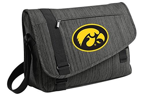 - Broad Bay Deluxe University of Iowa Laptop Bag Iowa Hawkeyes Messenger Bags