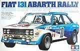 TAMIYA(タミヤ) タミヤ フィアット131アバルト・ラリー 80年モンテカルロラリー優勝車 (プラモデル)