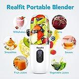 Portable Blender 17.5 Oz for Milkshakes, and Baby