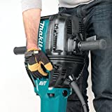 "Makita HM1812X3 70 Advanced AVT Breaker Hammer with 1-1/8"" Hex, 4-Piece Steel Set and Premium Cart, 70 lb"