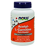 Best Acetyl L-carnitine Pures - NOW Foods Acetyl L-Carnitine Pure Powder, 3 Ounces Review