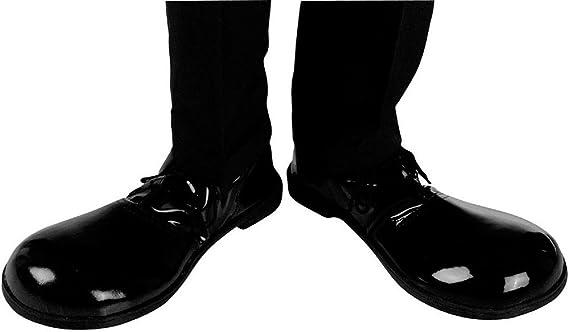 20er Jahre Schuhe Clownschuhe schwarz Clown Herrenschuhe und