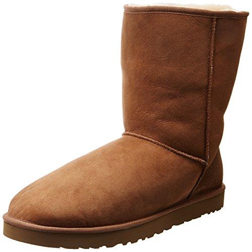 Ugg Men's Classic Short Winter Boot - Chestnut - 18 D(M) US