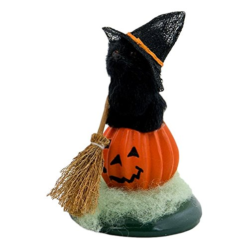 Byers Choice Witch (Byers' Choice Halloween Cat #7171C)
