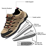 Chenghe Men's Hiking Shoes Lightweight Breathable