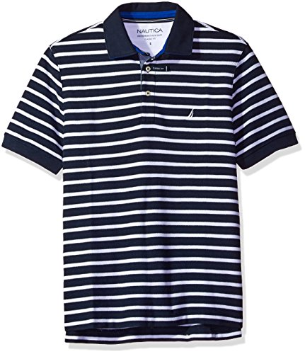 Nautica Classic Short Sleeve Striped