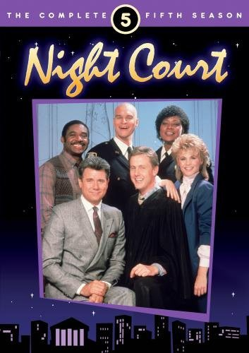 Night Court: The Complete Fifth Season (3 Discs) by Harry Anderson