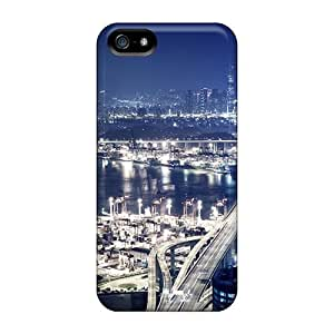 New Shockproof Protection Case Cover For Iphone 5/5s/ Hong Kong Nights Case Cover