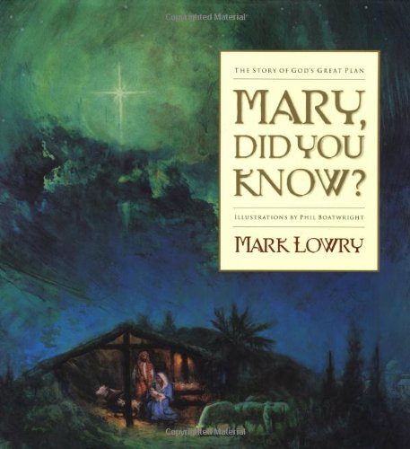 Mary, Did You Know?: The Story of God's Great Plan by WaterBrook Press (Image #2)