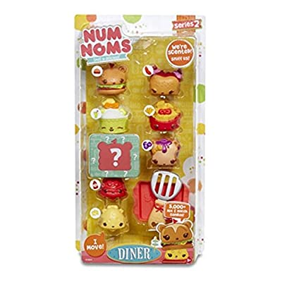Num Noms Series 2 - Scented 8-Pack - Diner: Toys & Games