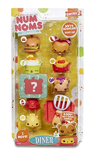 Num Noms Series 2 Scented 8 Pack Diner Import It All