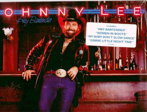 Johnny Lee ~ Hey Bartender (Original 1983 Warner Brothers 23889 LP Vinyl Album NEW Factory Sealed in the Original Shrinkwrap with HYPE Sticker ~ Features 10 Tracks ~ See Seller's Description For Track Listing) ()