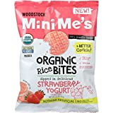 yogurt bites organic - Woodstock Rice Bites - Organic - Mini Mes - Strawberry Yogurt - 2.1 oz - case of 8