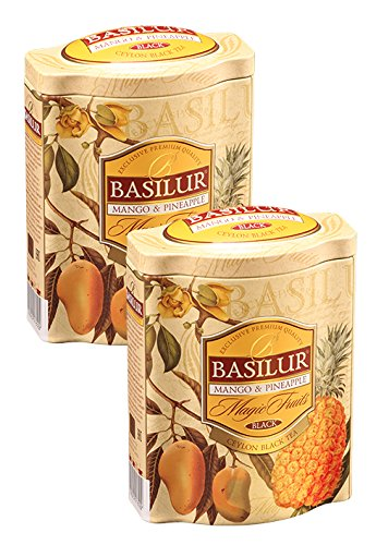 Basilur Pineapple Fruits Premium Collection