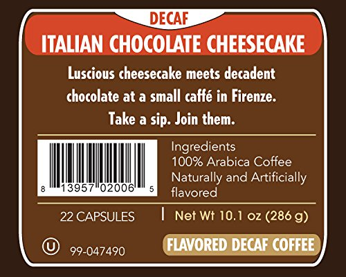 how to say decaf coffee in italian