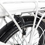 Provelo-Bicicletta-Elettrica-Pieghevole-con-Pedalata-Assistita-250-Watt-Batteria-Samsung-SDI-Cambio-Shimano-NEXUS-a-3-Marce-e-3-Livelli-di-Velocit-copre-fino-a-35-km-a-un-Max-di-25kmh