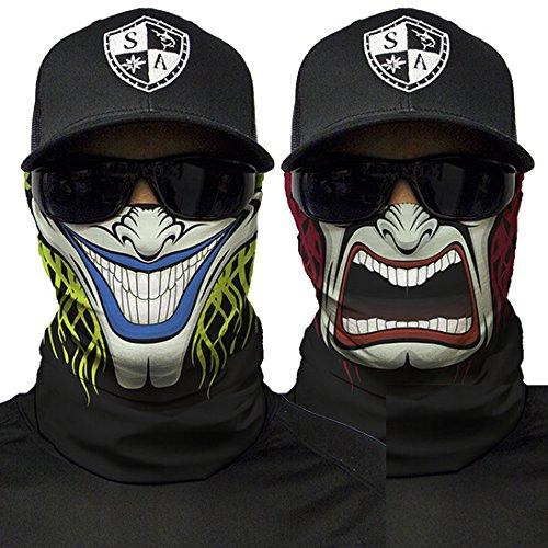 Cagoule de protection multifonction, masque de ski moto paintball Différents modèles - SA Company