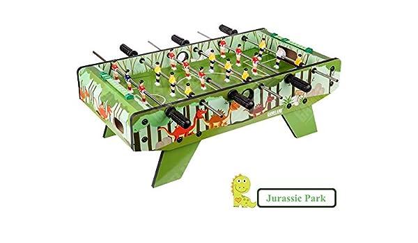 MJ-Games Mesa de futbolín, Mini Mesa de Hockey de Aire y Mini Mesa ...