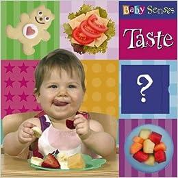 Baby Senses Taste por Susanna Beaumont
