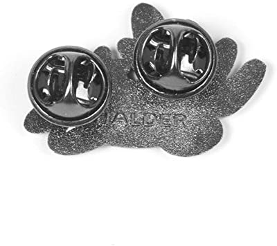 Naruto Bijuu Tailed Beasts Brooch Pin Anime Collection Decorations for Clothing Jacket Hat Backpack