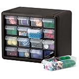 Akro-Mils 10116 16 Drawer Plastic Parts Storage