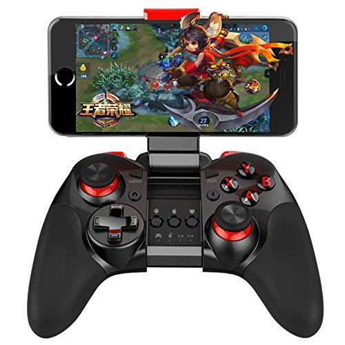 MING PIN Bluetooth Wireless Controller for Android Smartphone Tablet VR PC TV BOX - PS3