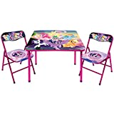 My Little Pony Table and Chair Set