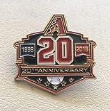 Baseball 2018 Diamondbacks 20TH Anniversary PIN Collectible PINPRE-Order Item - Shipping Begins August 28TH