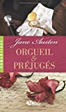 Orgeuil et préjugés par Austen