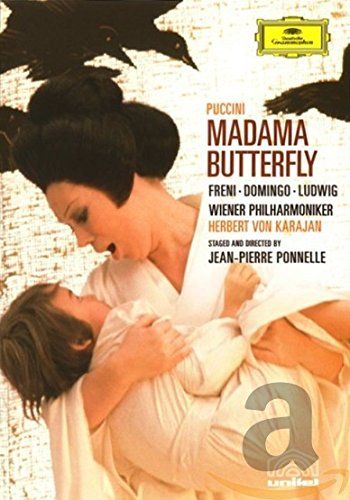 Puccini - Madama Butterfly by DVD