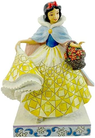 Disney figure Jim Showa Snow White Snow White Winter JimShore Disney 4026076