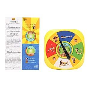Hztyyier Kit de Tarjetas de Yoga para niños con ...