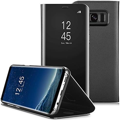 l'ultimo 58db6 55dff Amazon.com: AICase Galaxy S8 Plus Case, Luxury Translucent View ...