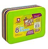 Creative Hands Foam Fun Frames, 8 pack - Packaging May Vary